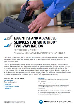MOTOTRBO-Warranty-and-Essential-Support-Services