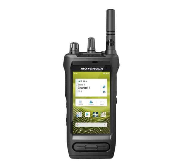 MOTOTRBO Ion Smart Radio front