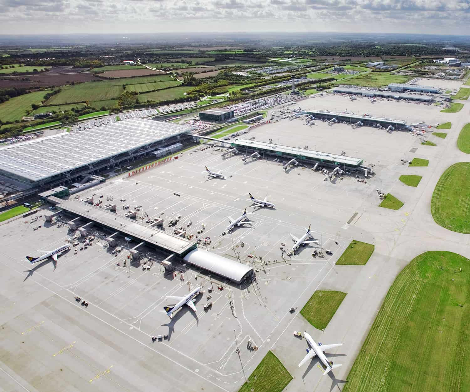 Stansted Airport Motorola Capacity Max Case Study