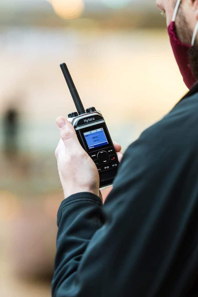 Hytera digital radios are helping Leeds businesses - case study - Radiocoms
