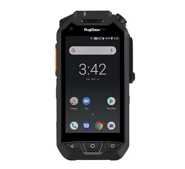 RugGear RG725 POC Smartphone
