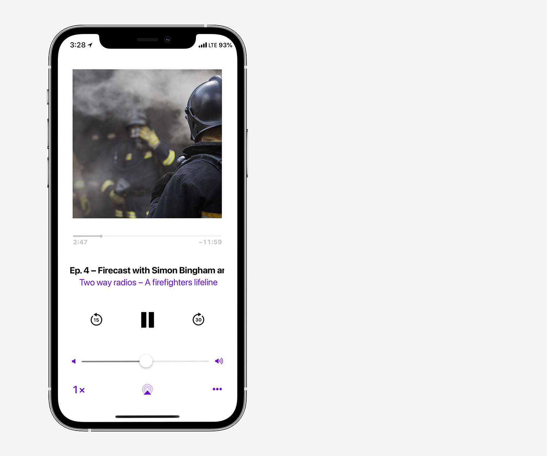 Firecast Radiocoms and Motorola Solutions Podcast