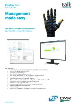 TAIT Enable Fleet PDF