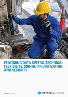 Motorola Solutions Utilities Private LTE White Paper