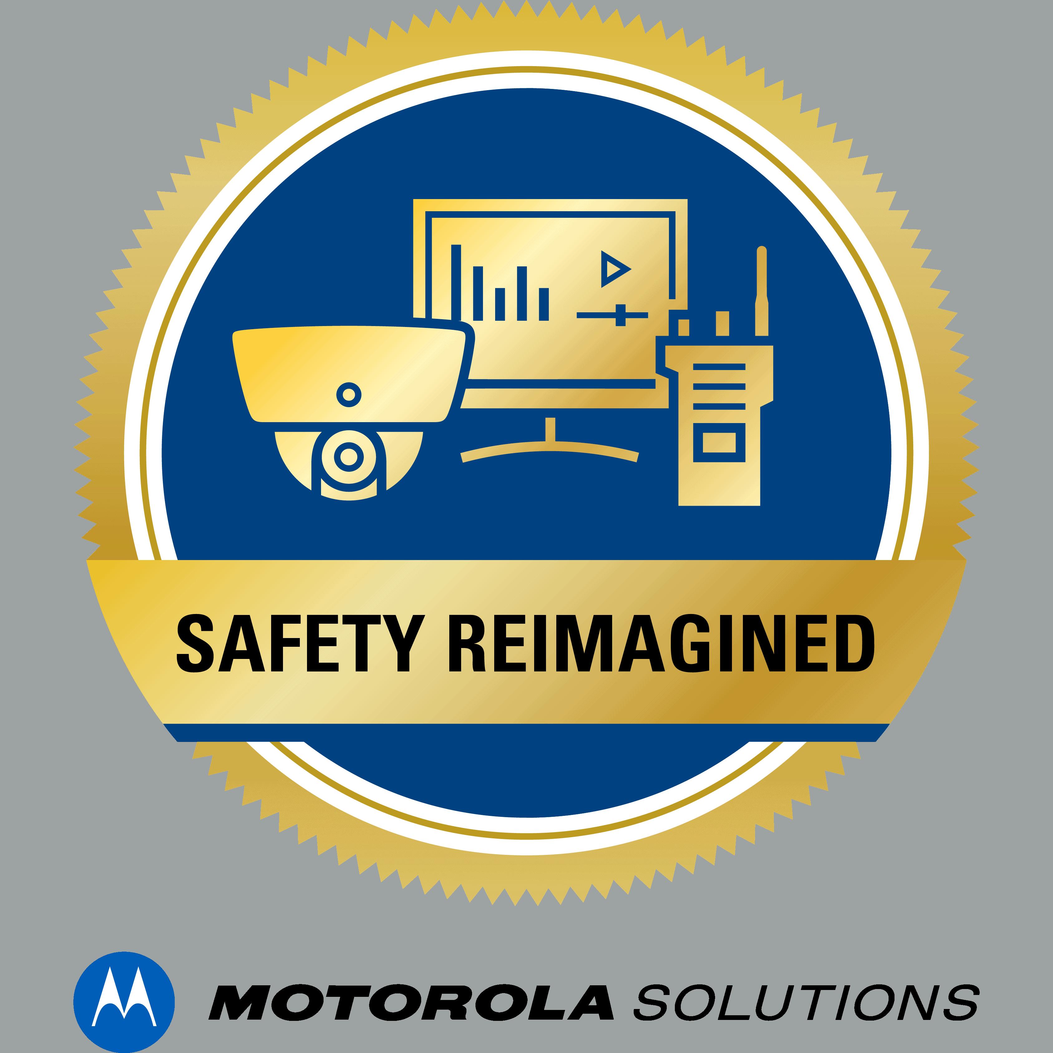 Motorola Solutions Safety-Reimagined-Badge